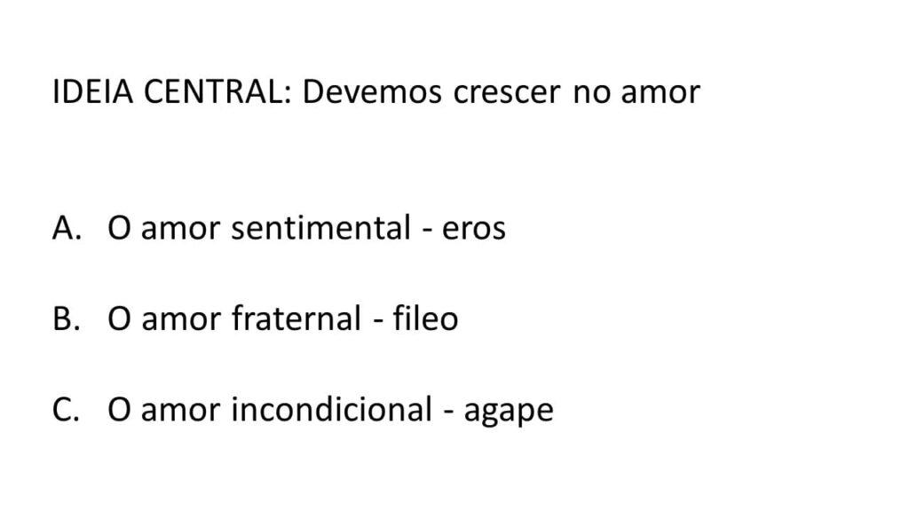 CONCEITOS SERMÃO TEMÁTICO