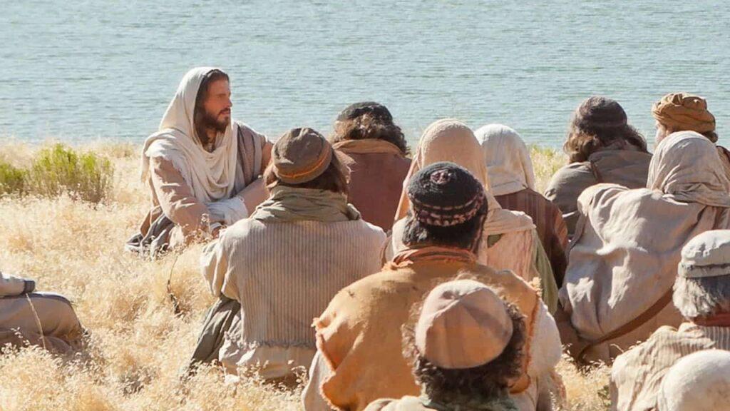 jesus fazia o apelo