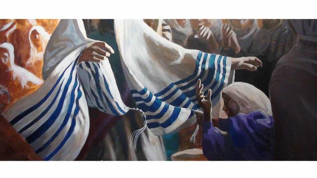 o manto de Jesus - como eram as roupas nos tempos bíblicos