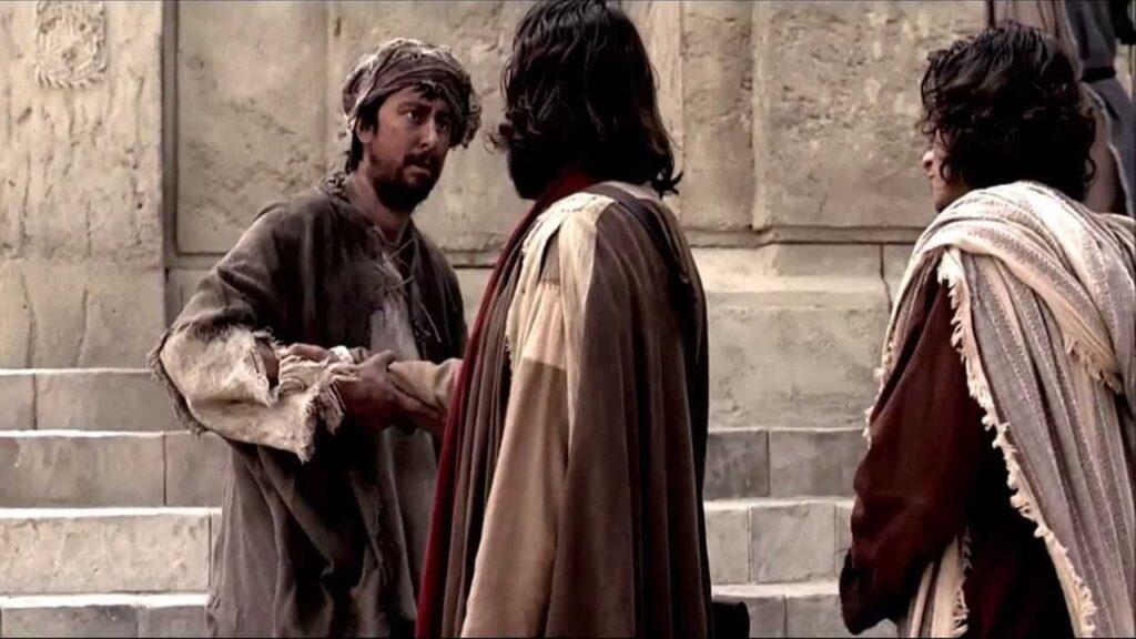 os apostolos faziam apelo