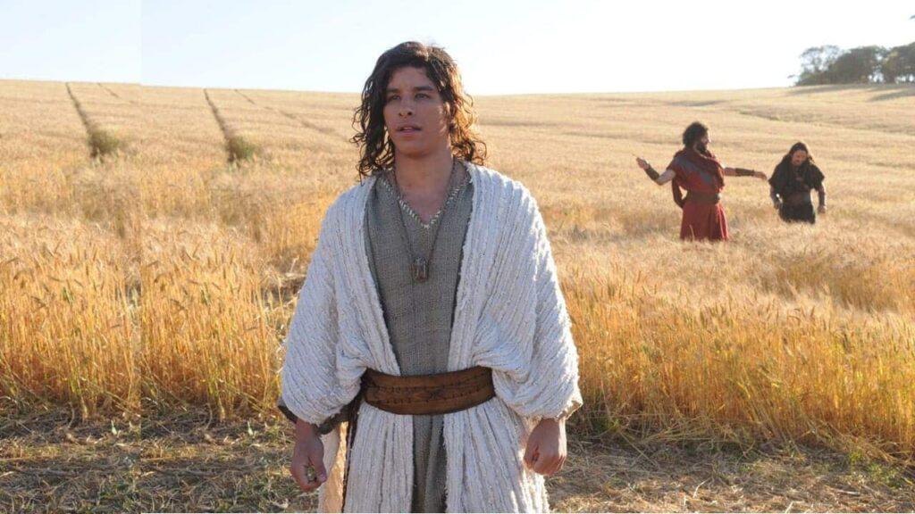 túnica nos dias bíblicos