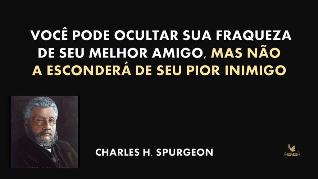 CHARLES SPURGEON - PRÍNCIPE DOS PREGADORES