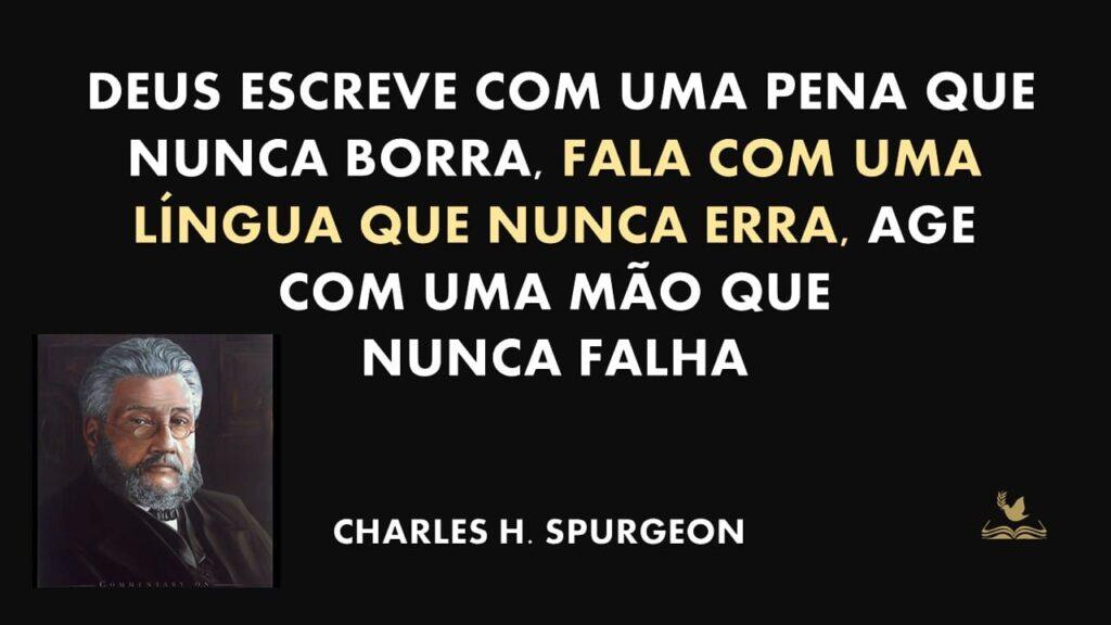 FRASES DE CHARLES H. SPURGEON