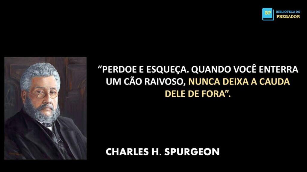 FRASES DE SPURGEON . C . H