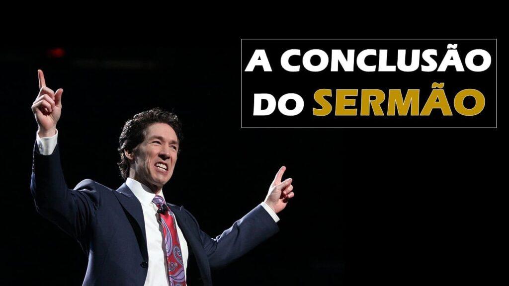 A CONCLUSÃO DO SERMÃO