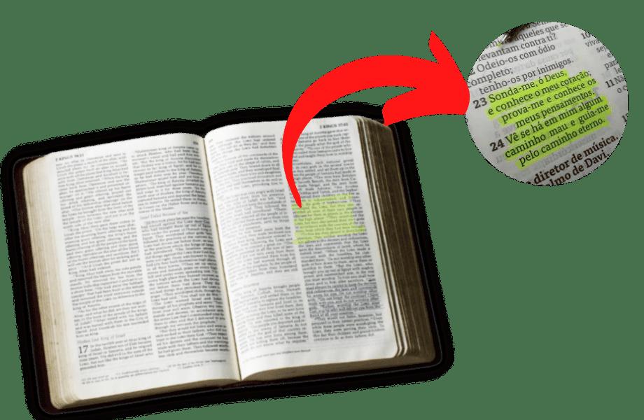 como escolher os melhores textos bíblicos para pregar