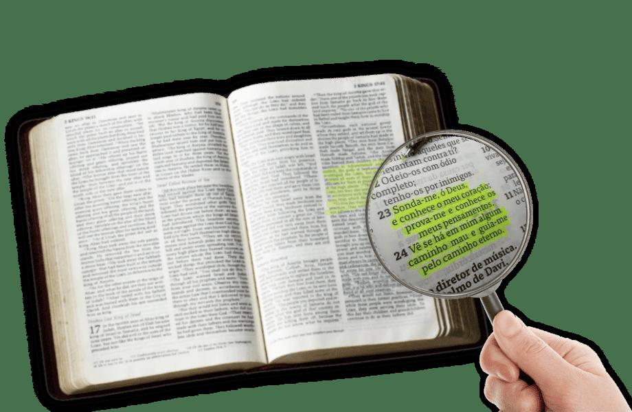 como escolher um bom texto para pregar
