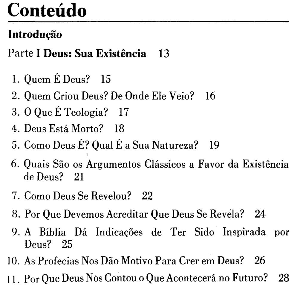 103 PERGUNTAS QUE AS PESSOAS MAIS FAZEM SOBRE DEUS