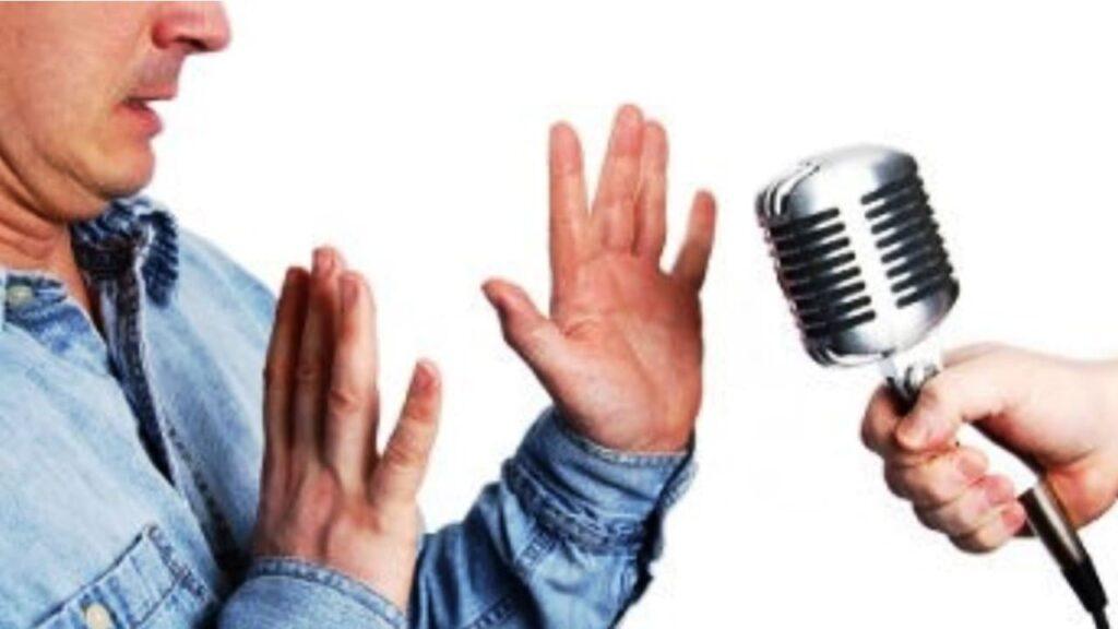 vença o medo de falar em público
