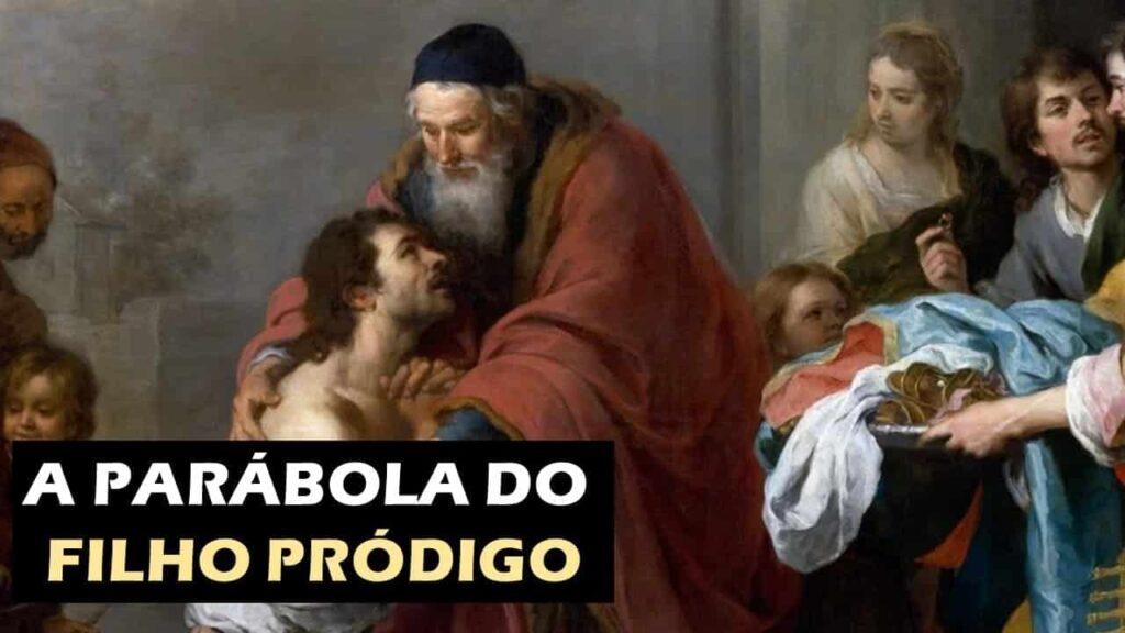 A PARÁBOLA DO FILHO PRÓDIGO CAPA