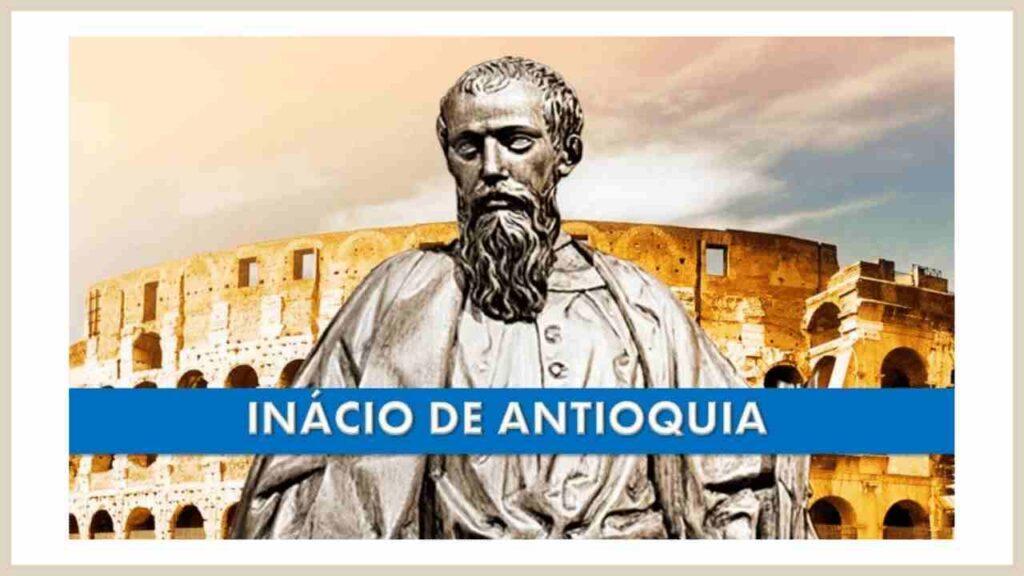 Bibliografia e história de Inácio bispo de Antioquia