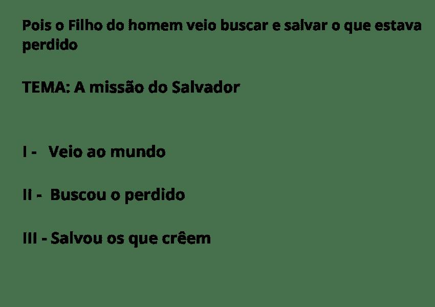 COMO FAZER UM SERMÃO TEXTUAL