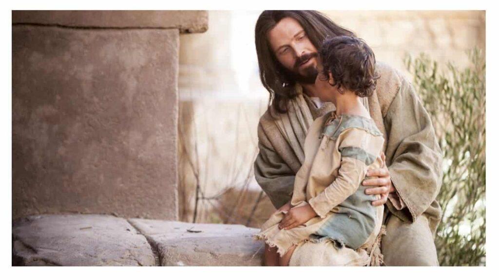 INÁCIO DE ANTIOQUIA- O MENINO QUE JESUS BEIJOU