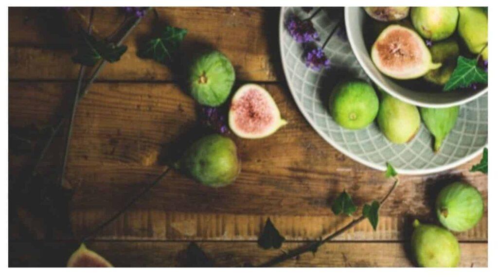 as frutas nos tempos bíblicos