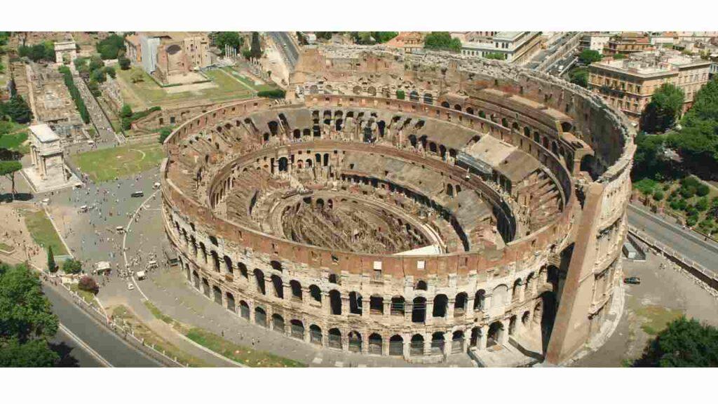 colizeu de roma