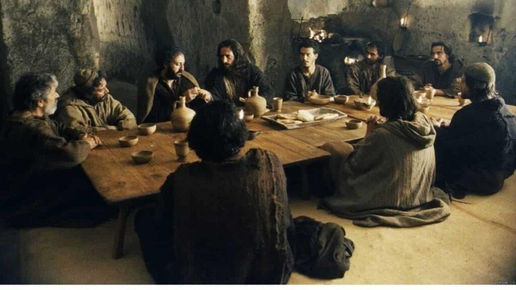 como eram as refeições nos tempos bíblicos