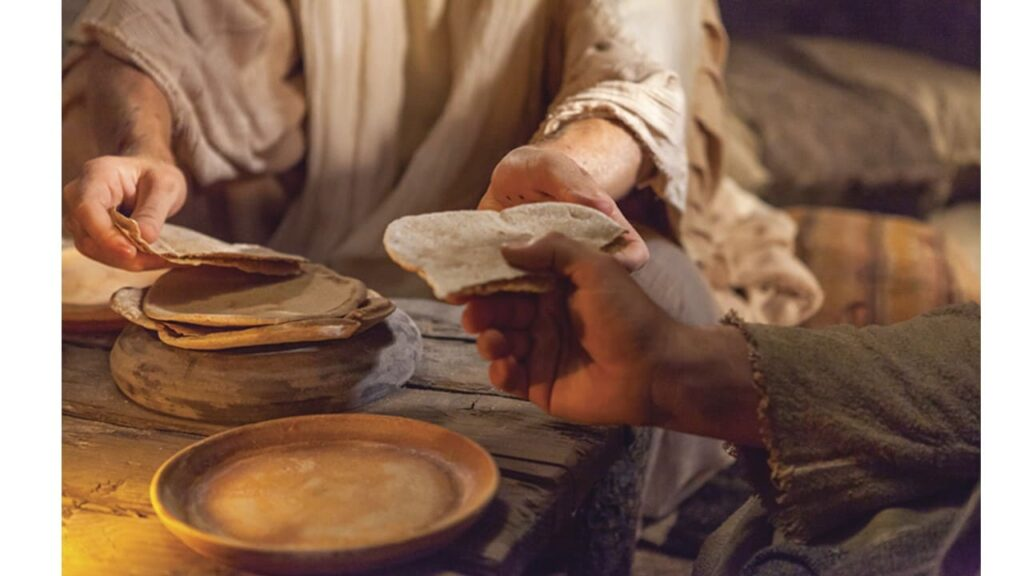 costumes alimentares na biblia