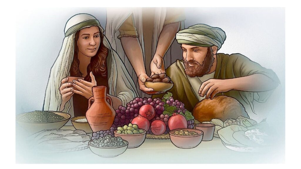 dejejum nos tempos bíblicos