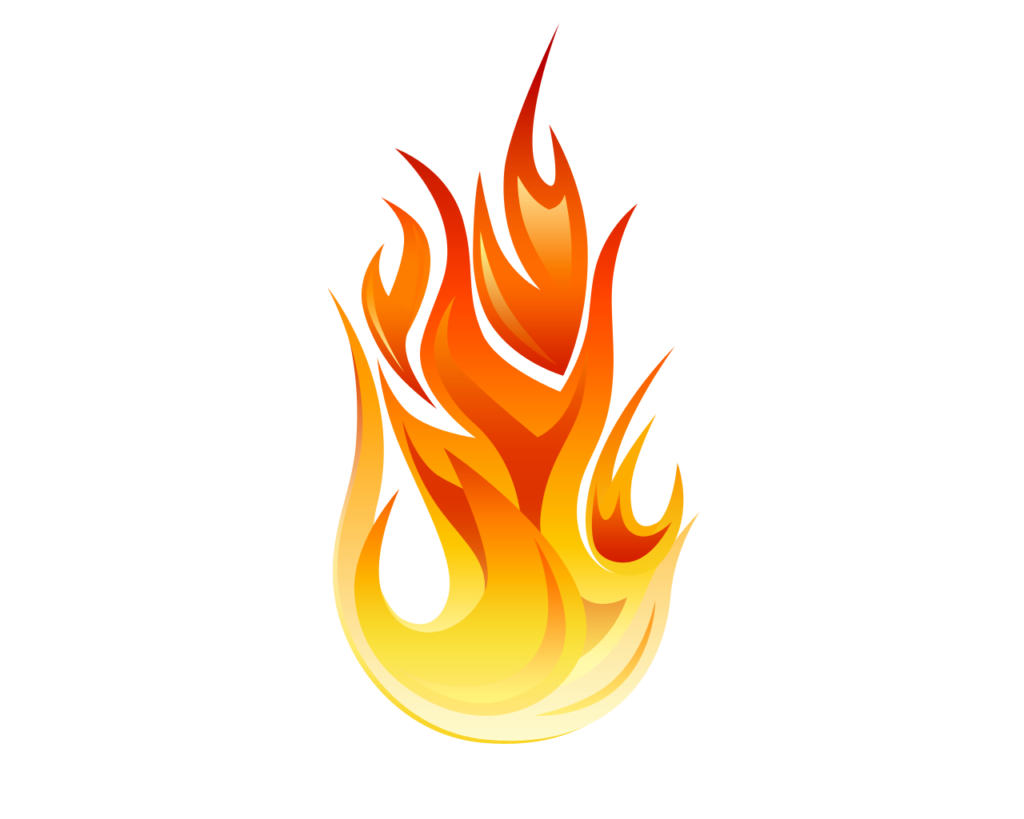 fogo batismo com espírito santo