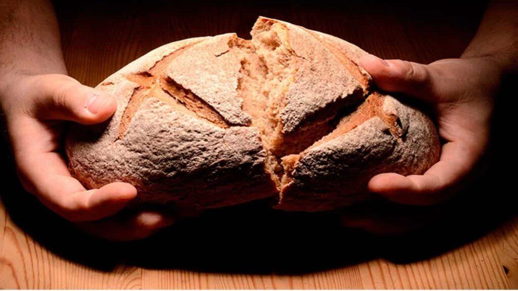 o pão nos tempos bíblicos