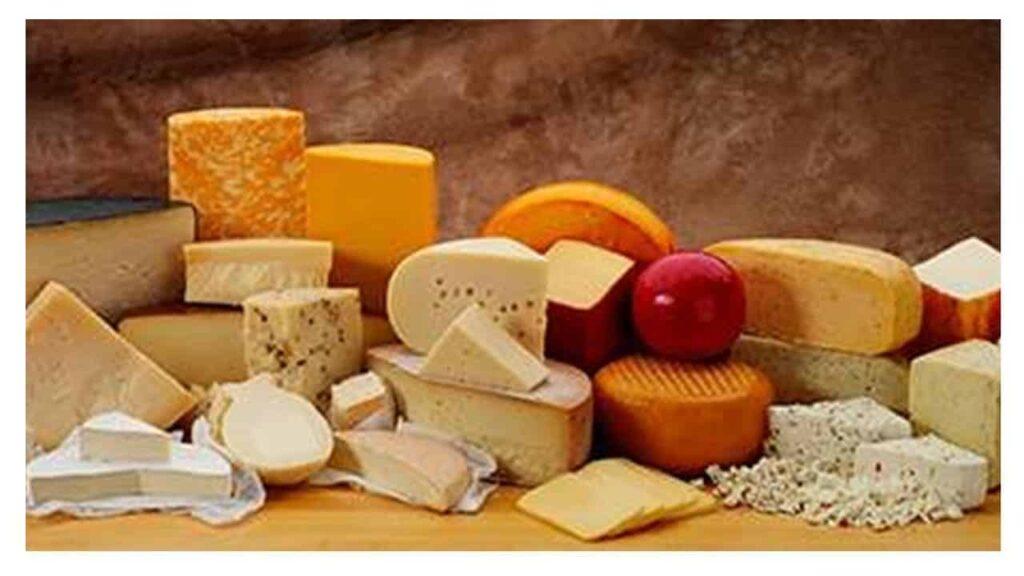 queijos nos tempos bíblicos