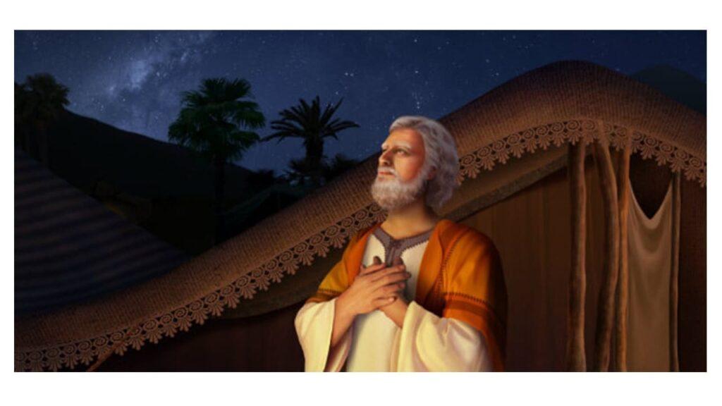 Deus faz promessas para abraão