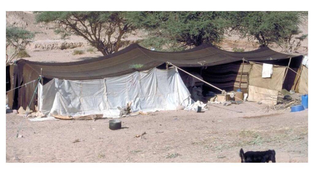 a tenda de abraão