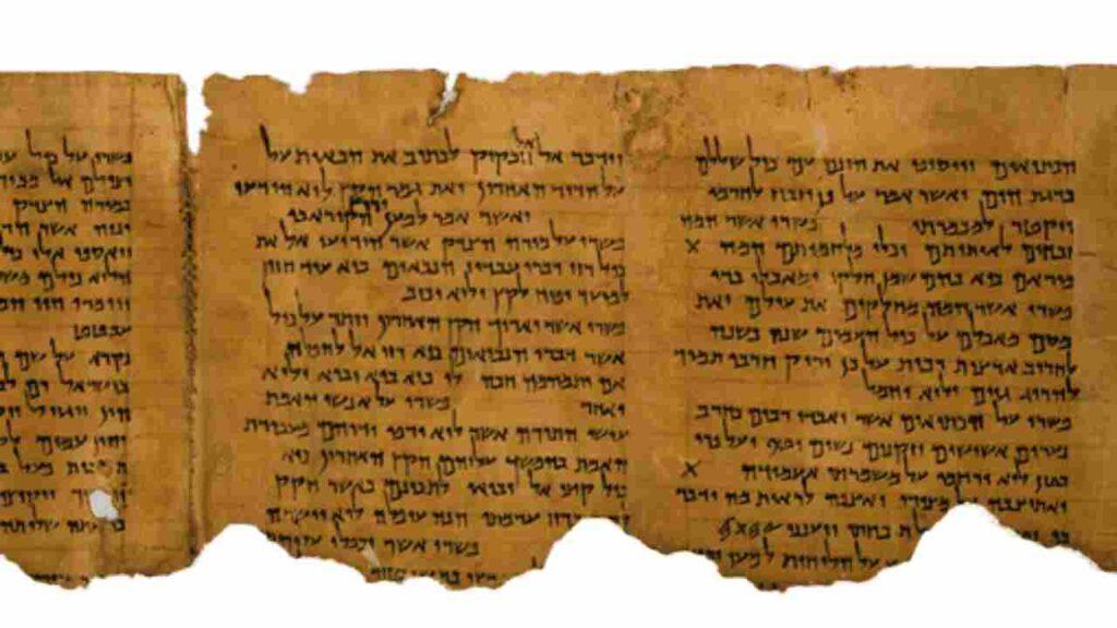 antigo testamento originais
