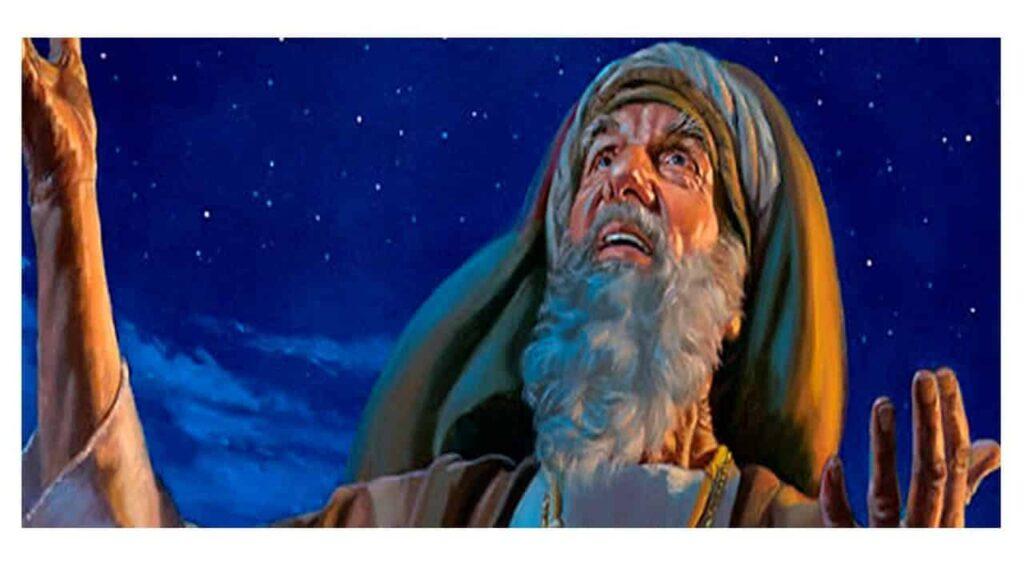 as histórias de gênesis - o pai da fé