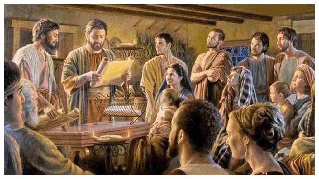 CARACTERÍSTICAS DE BARNABÉ na bíblia