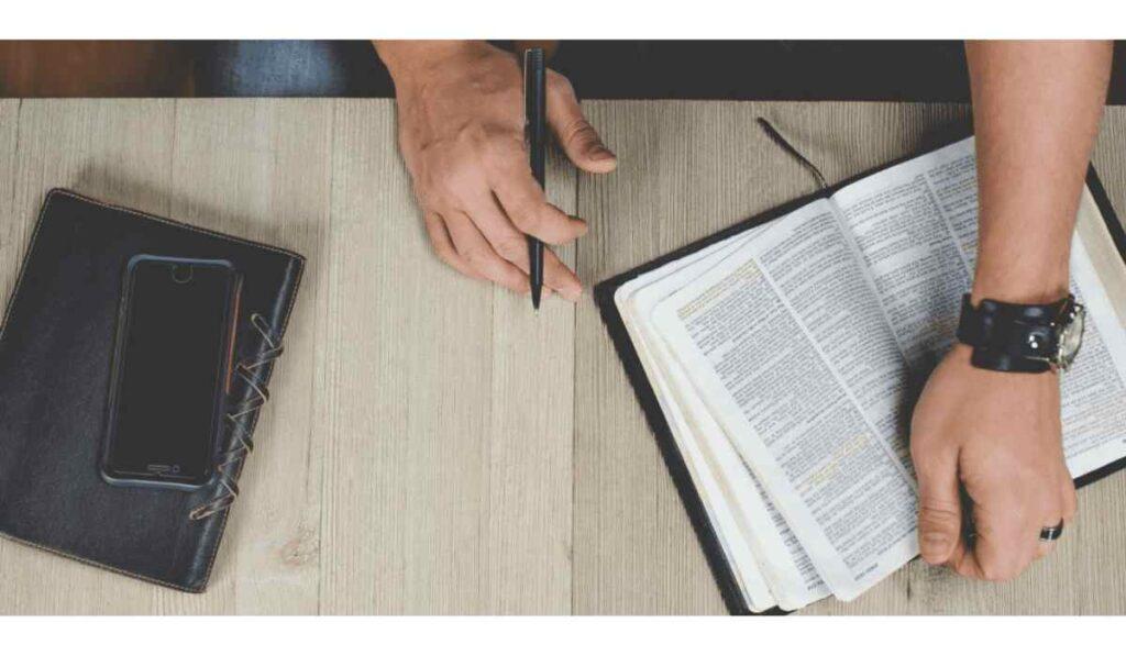 como preparar uma pregação passo a passo