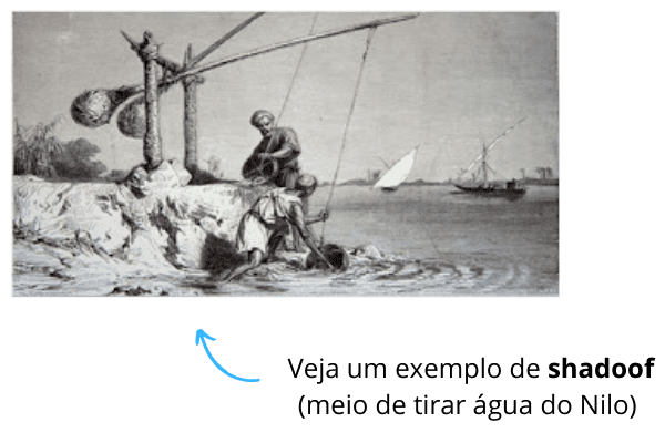 Shaddof - agricultura nos tempos bíblicos