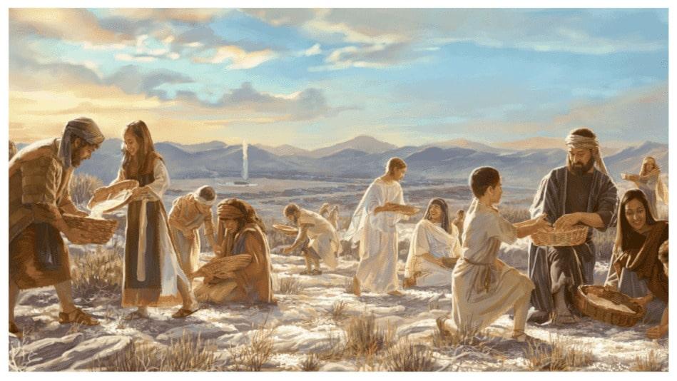 como era a agricultura nos tempos bíblicos