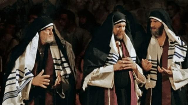 os ensinos dos fariseus