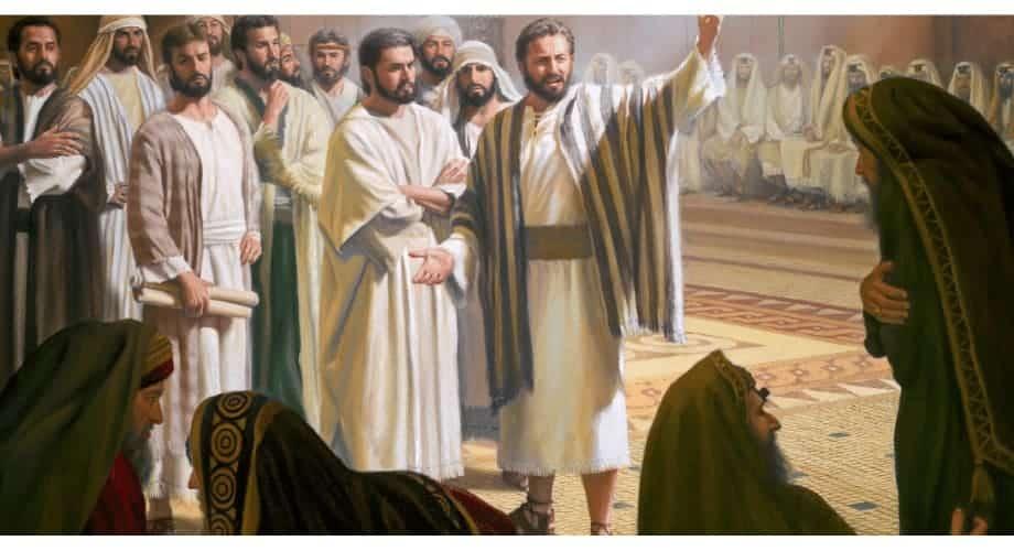 quem eram os saduceus na bíblia