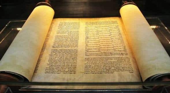 torá nas sinagogas