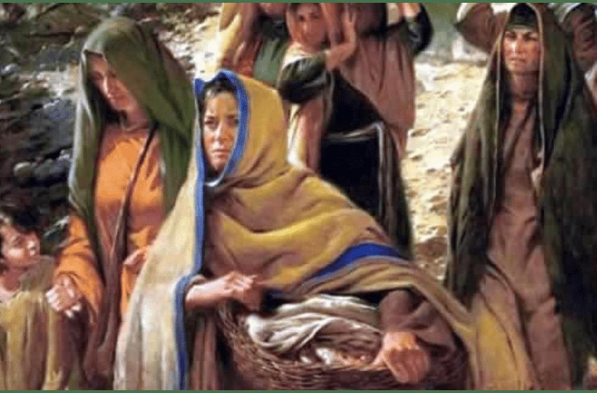 AS MULHERES NOS DIAS DE JESUS