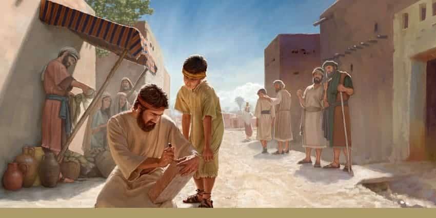 dignidade do trabalho na bíblia