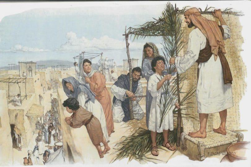 festa dos tabernácilos-festas judaicas