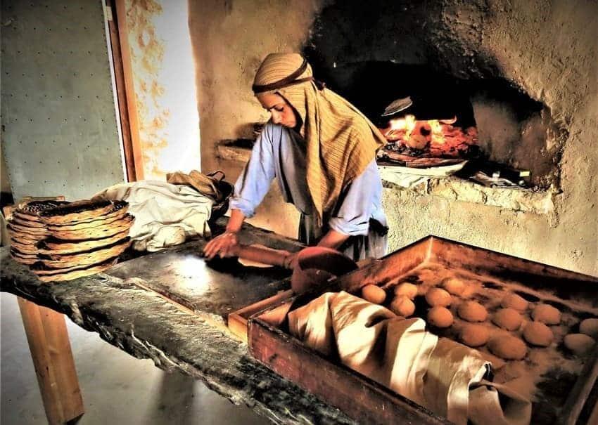 padeiro nos tempos bíblicos - profissão (1)