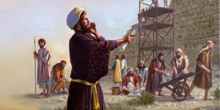 trabalho nos tempos bíblicos