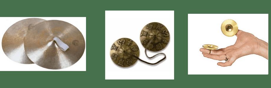 címbalos - instrumentos de músicas nos tempos bíblicos