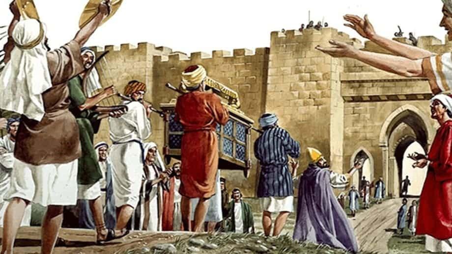 como era a música nos tempos bíblicos