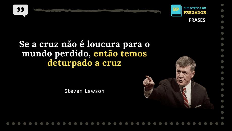 frase de steven lawson