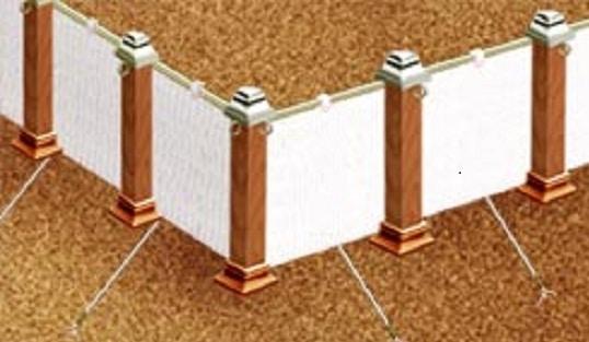 madeira usada por moises no templo