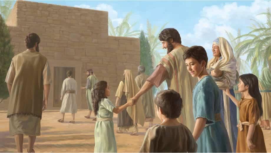Como era a escolha de nomes nos tempos bíblicos
