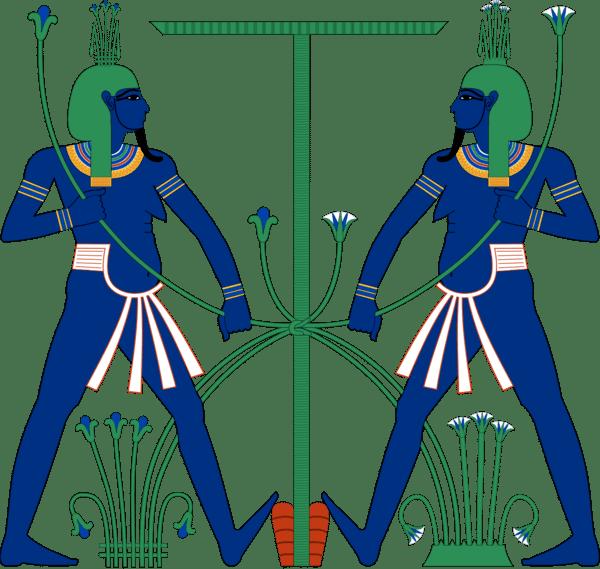 as dez pragas do egito - deus hapi
