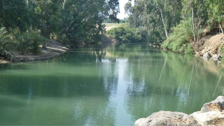 7 fatos que aconteceram no rio jordão na bíblia