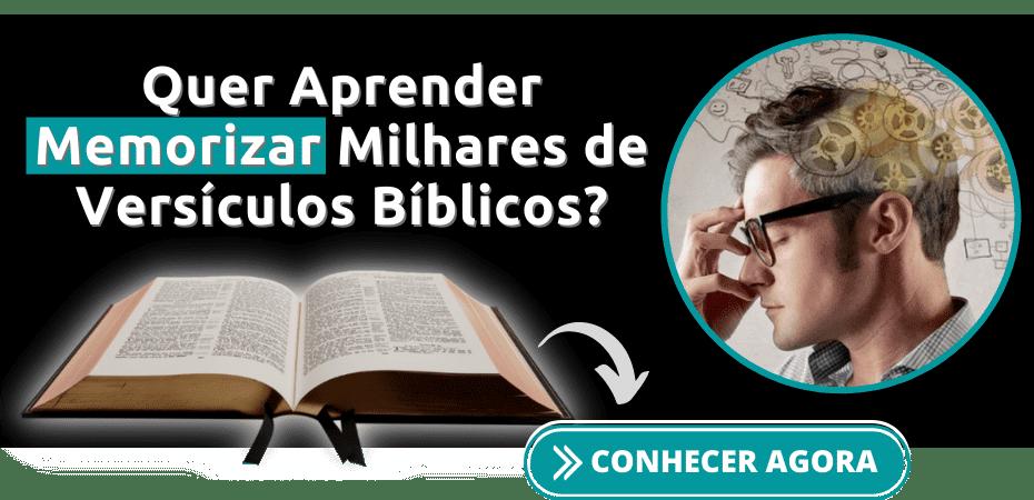 Banner Memorização Bíblia-biblioteca do pregador