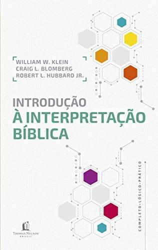 Introdução interpretação bíblica